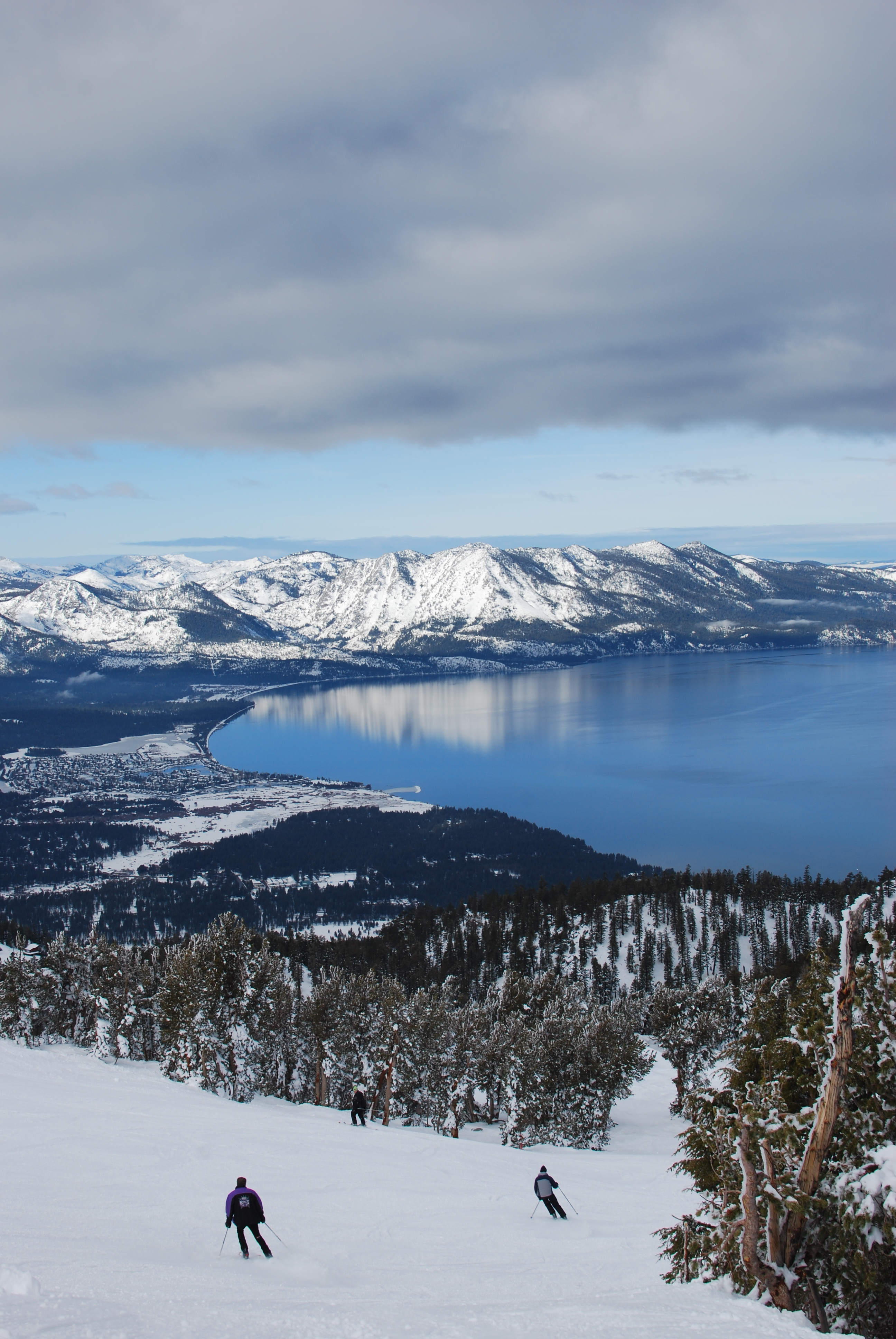 heavenly ski resort review – tails from the trails