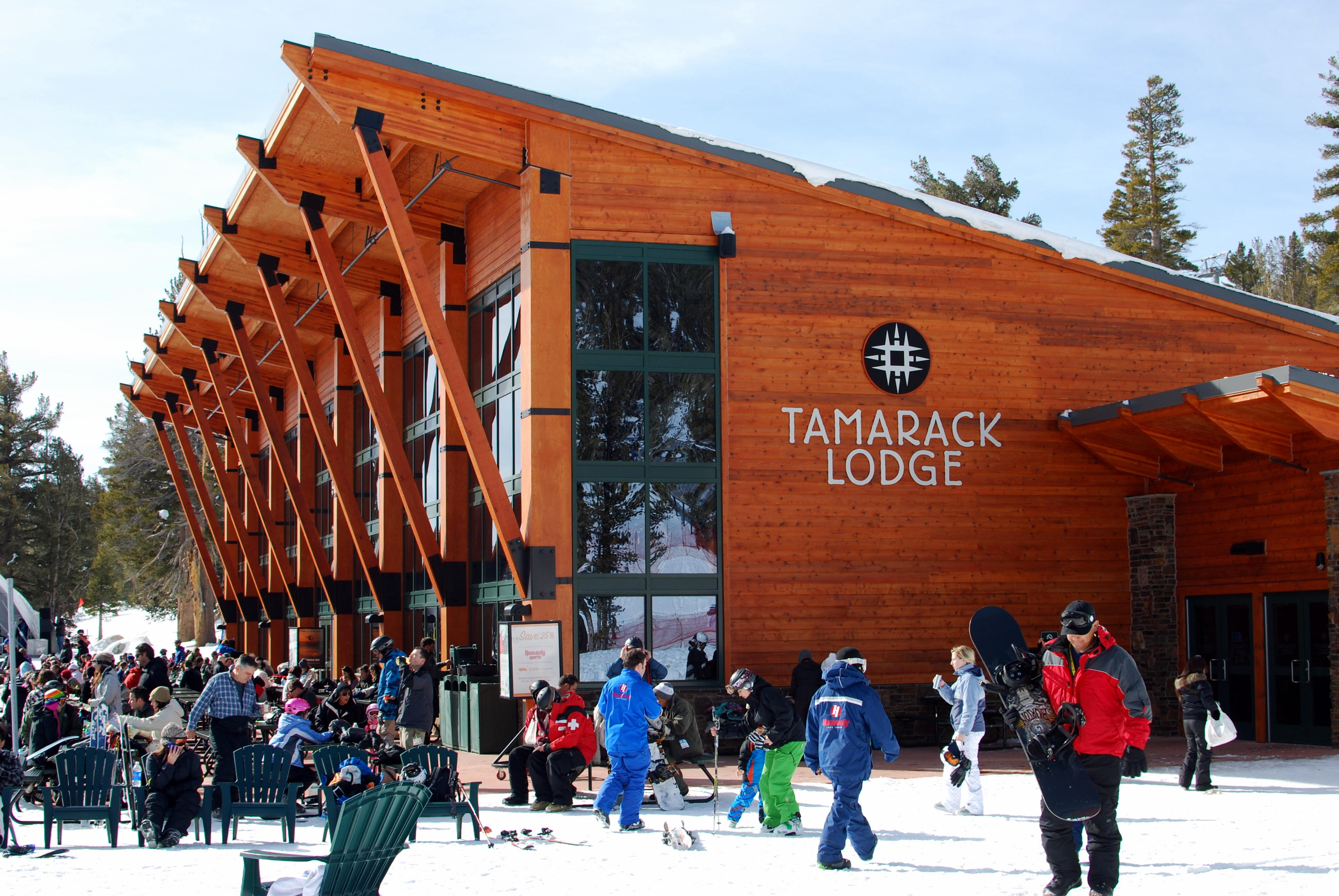 Heavenly California Lodge >> Heavenly Ski Resort Review Tails From The Trails