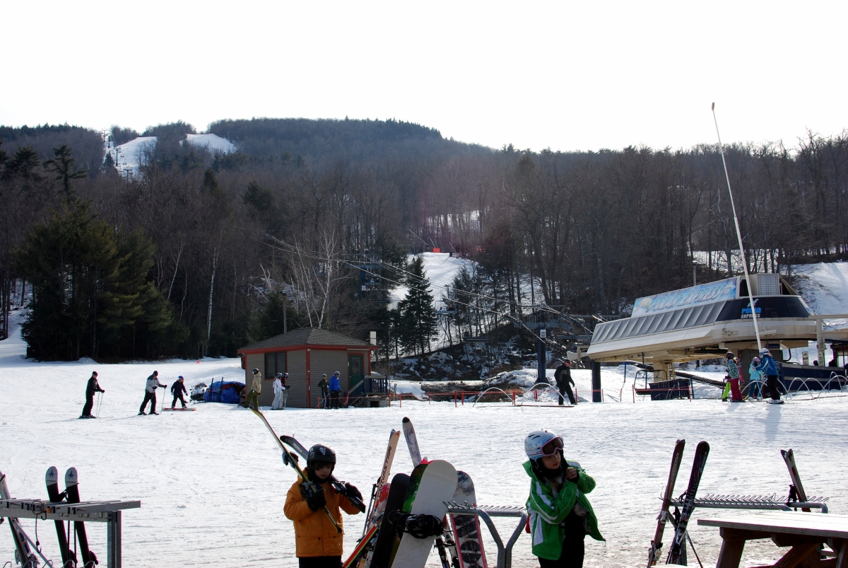 Wachusett Mountain Review