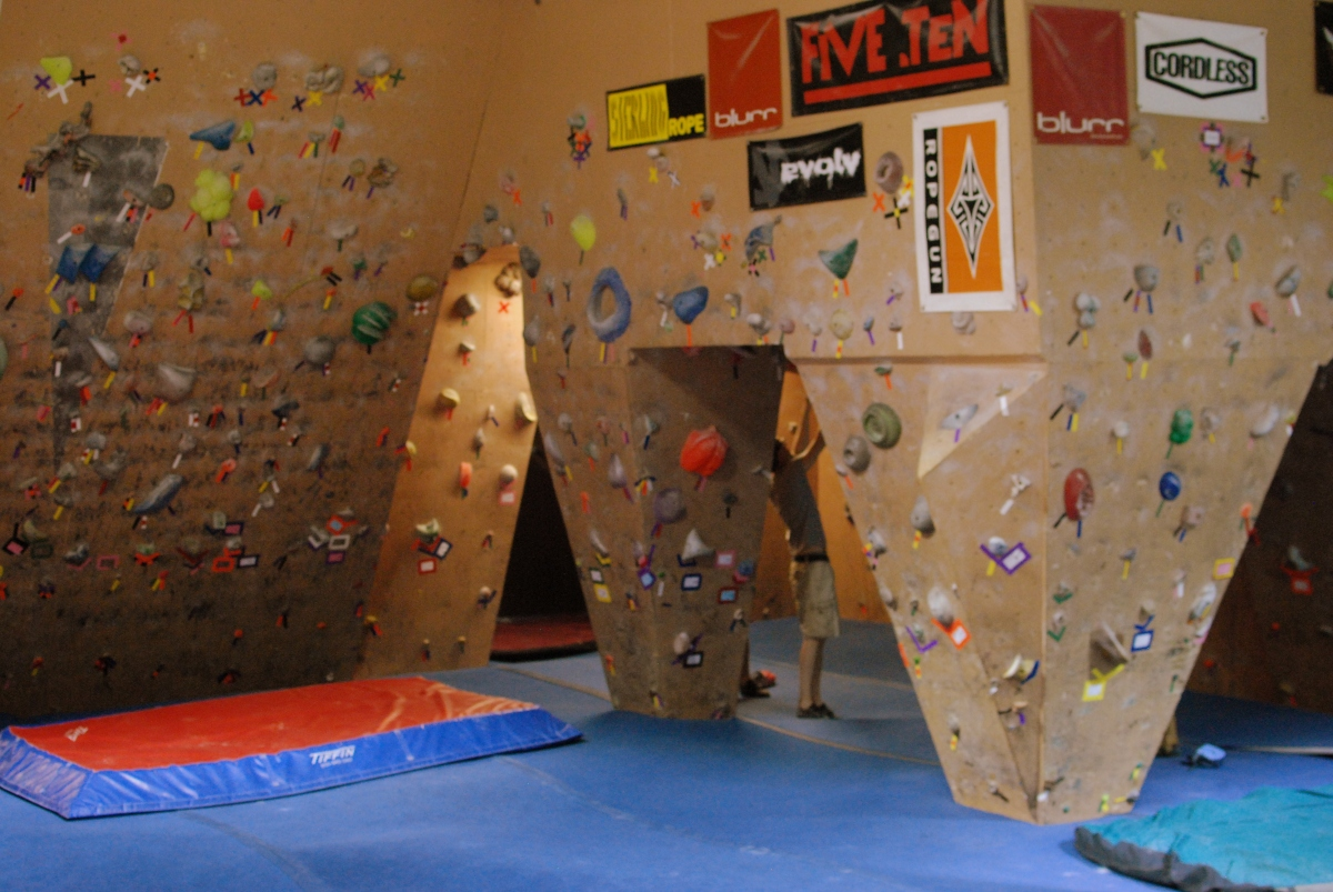 Review: Vertical Dreams Rock Climbing Gym