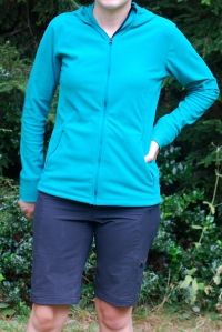 EMS Cadence Fleece and EMS Incline Shorts
