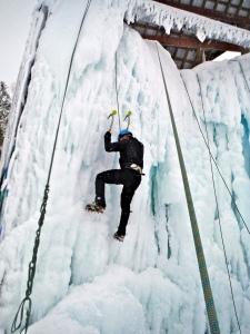 Northern Lights Rock & Ice