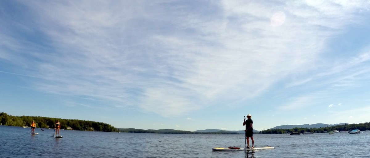 Review: SUPNH - Stand Up Paddle Boarding Lesson