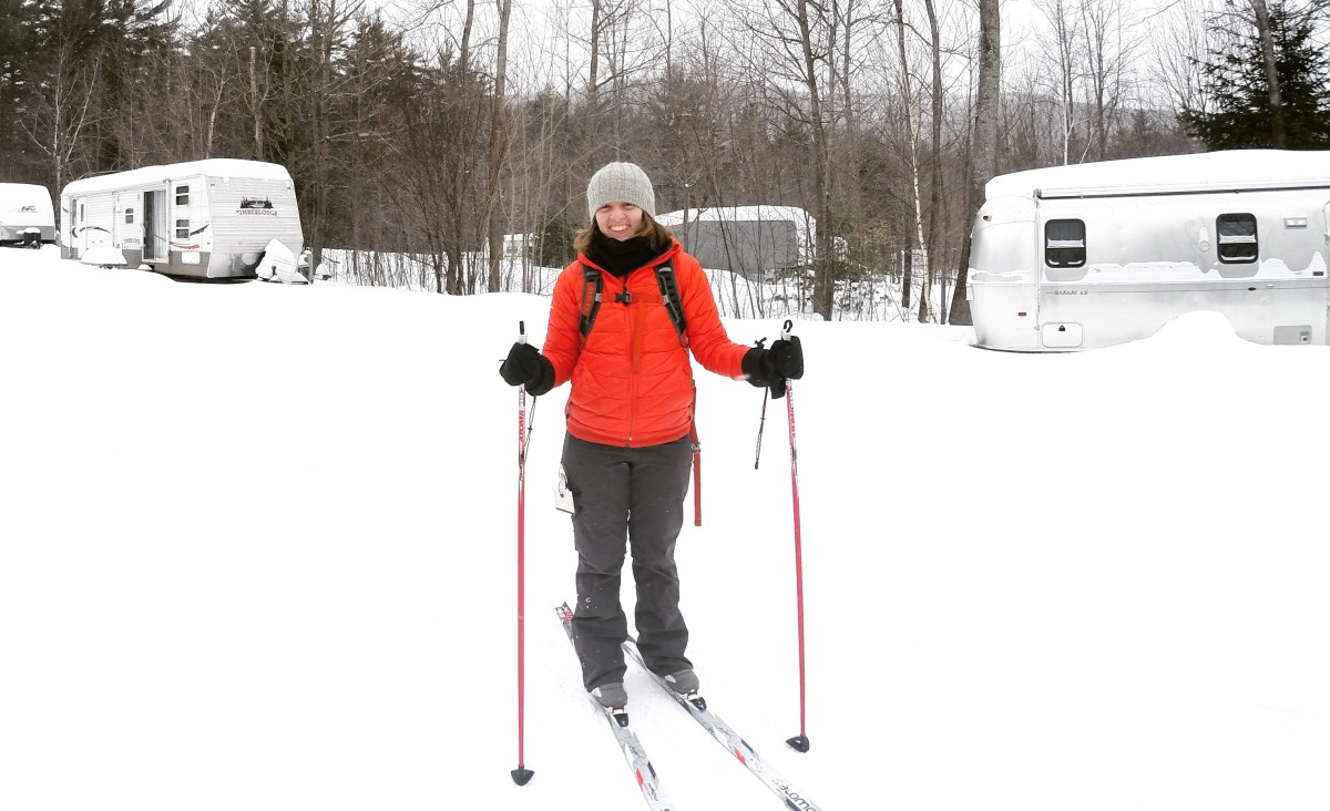 Gunstock Nordic Ski Center & Lesson Review