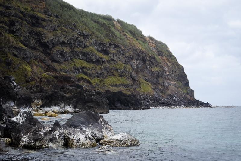 Termas Ferraria Sea Cliffs