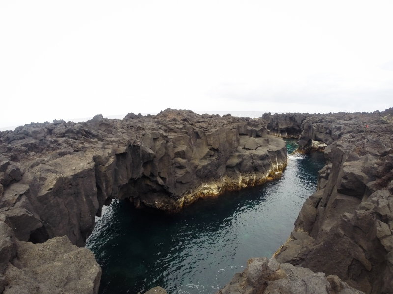 Termas Ferraria Rock Arches