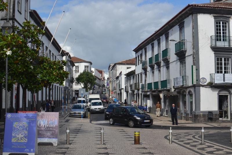 Downtown Ponta Delgada